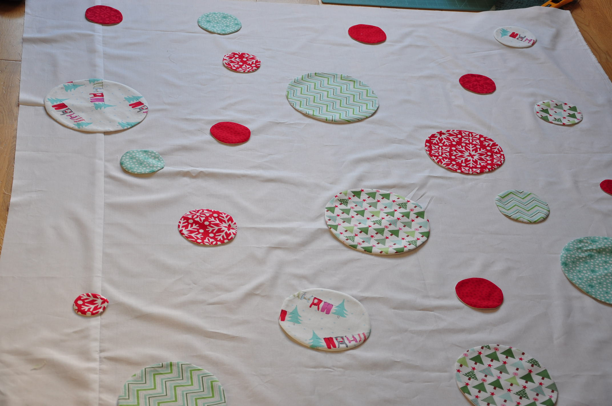 Winter Quilt To Not Say Xmas Quilt Since I Ve Missed The