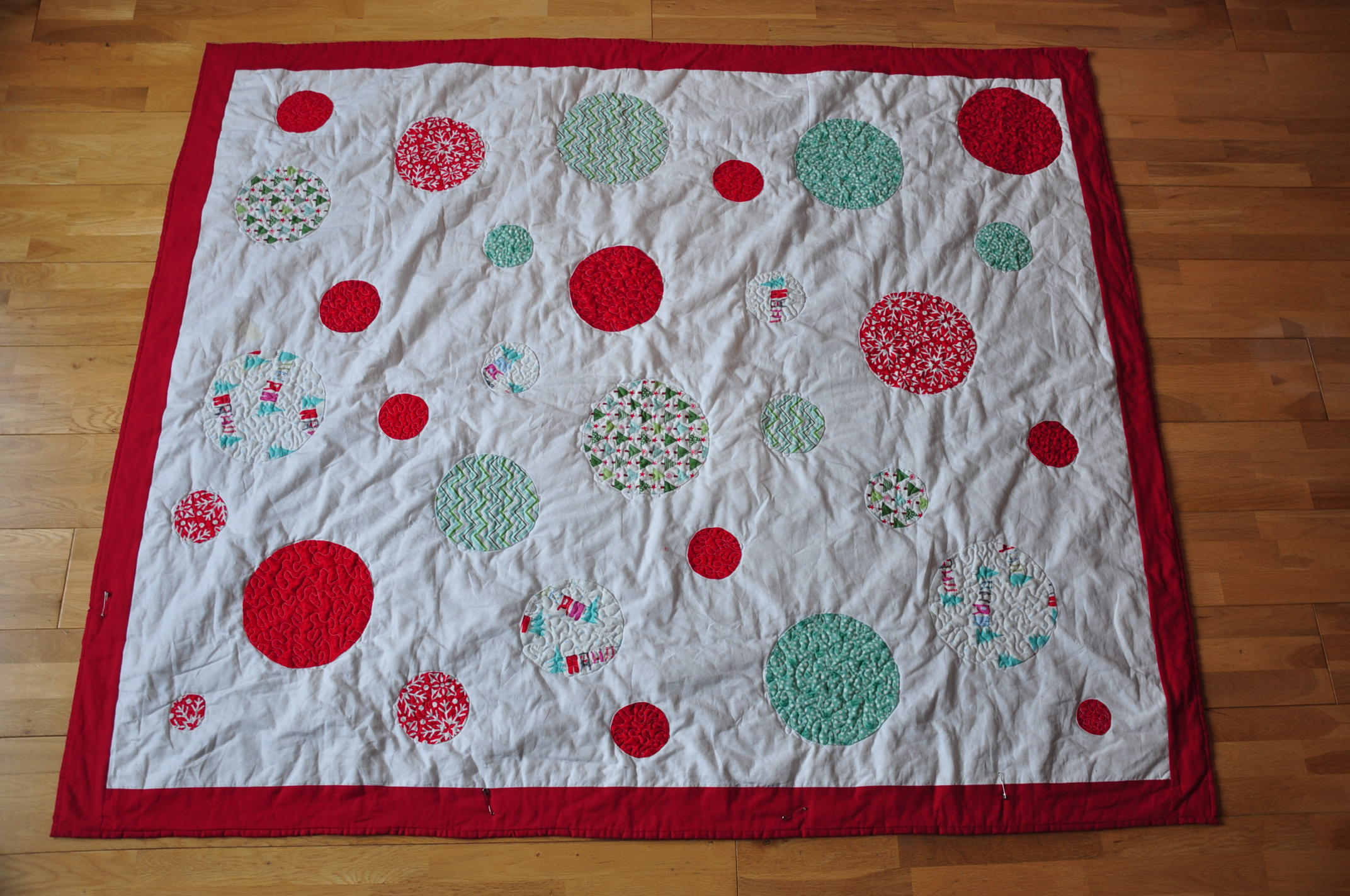 Cheap Christmas Quilts